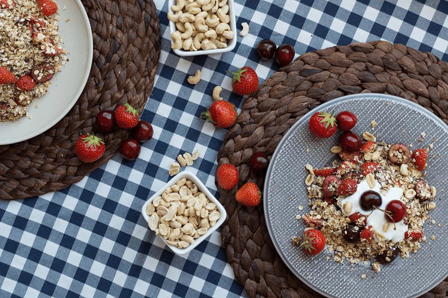 Wie du deine Ernährung mit Freude verbessern kannst