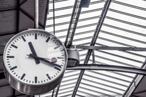 Der einzig richtige Zeitpunkt