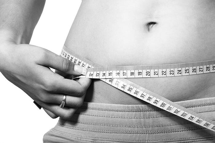 Bin ich zu dick?